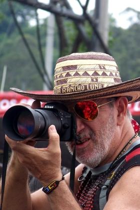 Fotógrafo Asistente