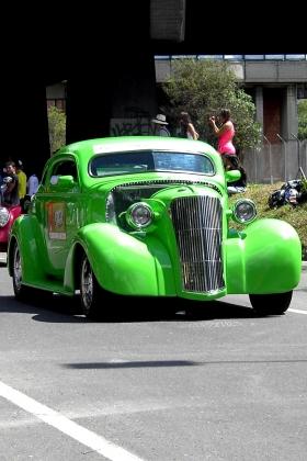 Hot Rod - Desfile de Autos Antiguos
