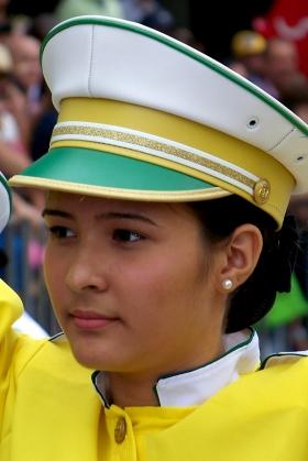 Líder Banda Músico-Marcial