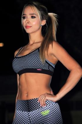 Sandra Herrera - Modelos Paisas - Pasarela Chamela