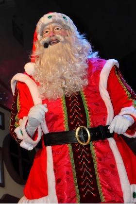 Navidad Medellín - El Corazón de la Navidad - Papá Noel