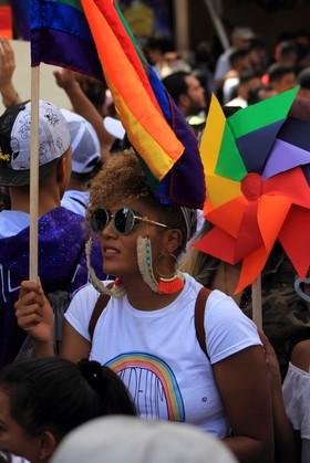 Asistente - Marcha LGBTI