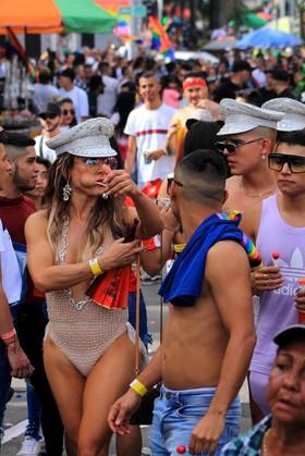 Asistentes - Gay Pride