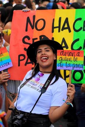 Orgullo Gay - Medellín