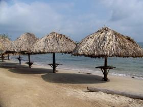 Chozas de Playa Colombia