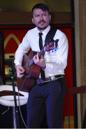Andrés Guerrero - Miranda & La Soul Band - Unicentro - Medellín