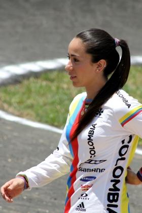 Mariana Pajón - Campeona Mundial BMX