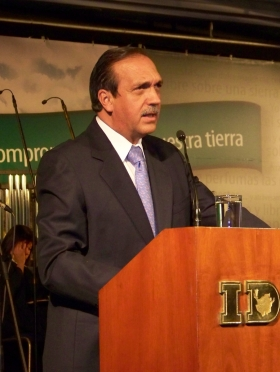 Luis Alfredo Ramos Gobernador Antioquia