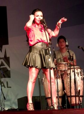 Maía - Cantante - Colombia