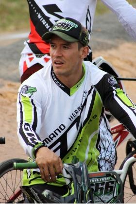 Carlos Mario Oquendo - Bicicrosista Colombiano