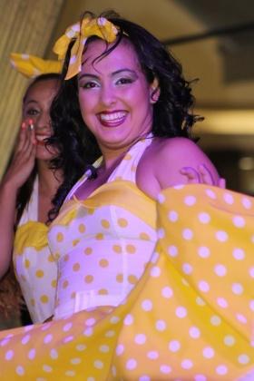 Bailarina Ritmo Extremo - Compañía de Baile - Medellín