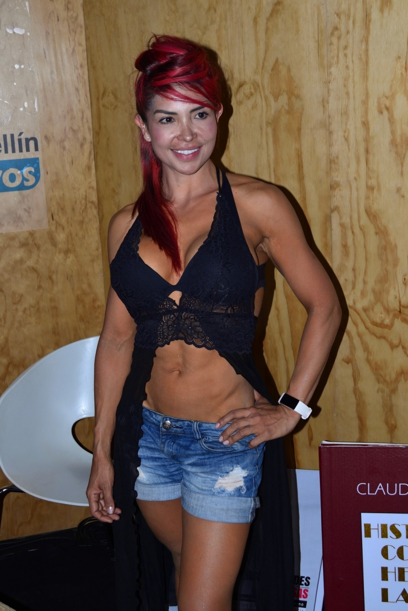 Personas - Claudia Ávila - Asesora Fitness