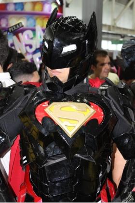 Comic Con 2015 - Batman - Cosplay Medellín