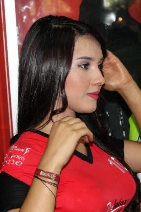 Feria de las Dos Ruedas - Modelos Athenea - Medellín