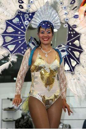 La Jarana - Bailarina de Samba