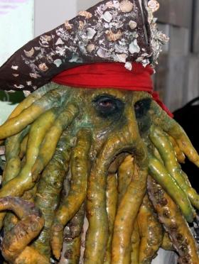Cosplay Davy Jones - Colombia