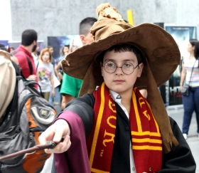 Cosplay Harry Potter - Colombia
