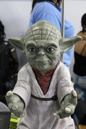Comic con Colombia - Yoda Star Wars