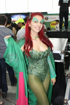 Colombia Cosplay Poison Ivy