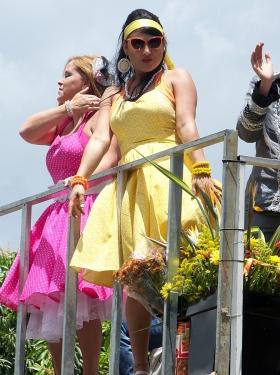 Feria de las Flores Medellín - Pin Up
