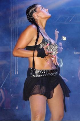 Bailarina Paisa - Tibisay - Centro Comercial Sandiego