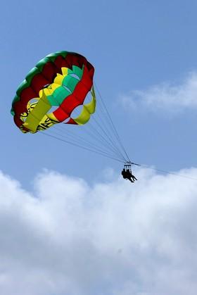 Paracaídas - San Andrés