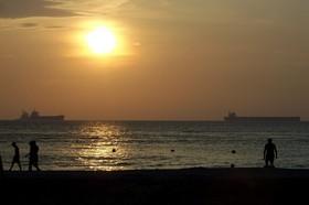 Atardecer - Santa Marta