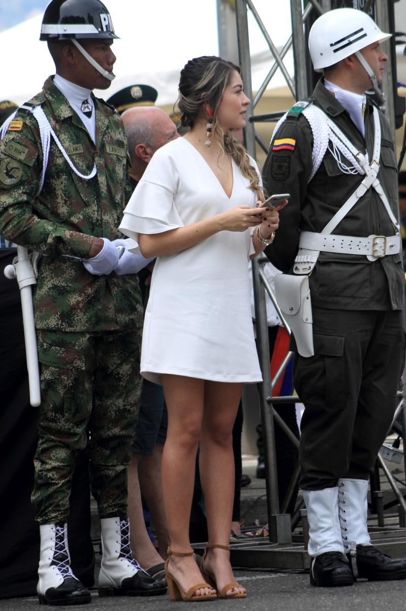 Urbano - 20Julio - Desfile Militar Medellín