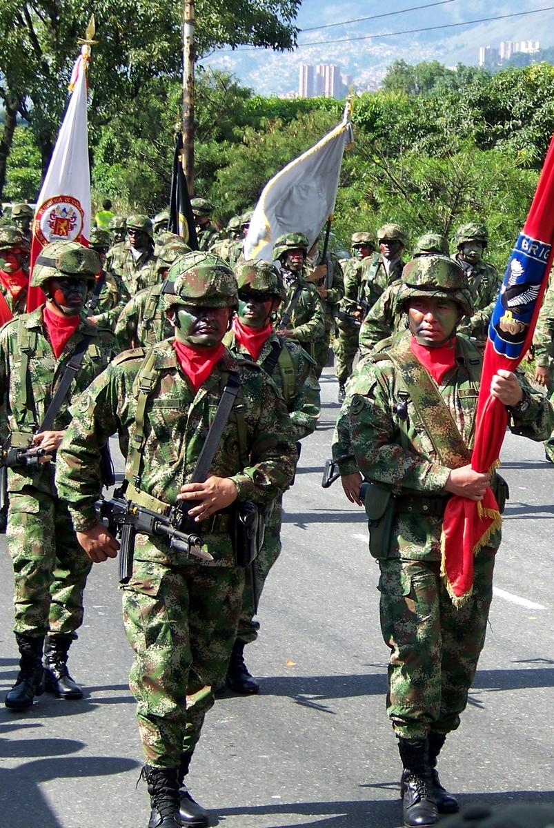 Feria de las Flores Medellín - Feria de las Flores - Batallón de Artillería - Medellín