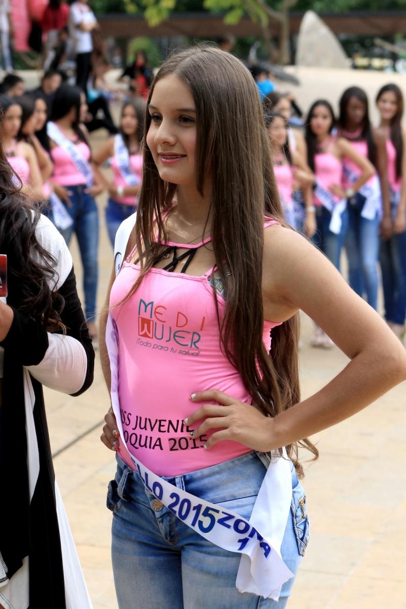 Urbano - Miss Belleza Juvenil Antioquia - Bello Zona Uno