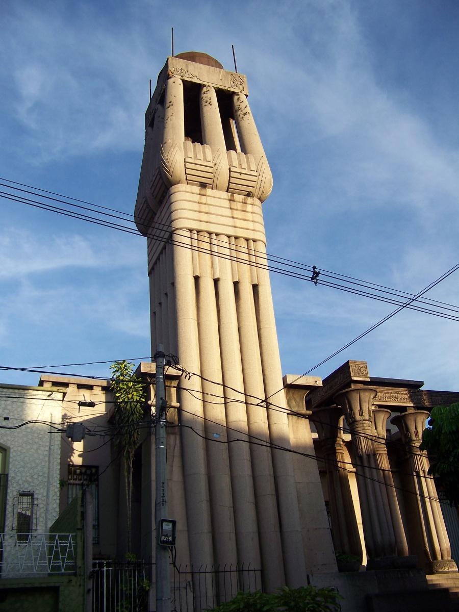 Urbano - La Casa Egipcia o Palacio Egipcio - Medellín