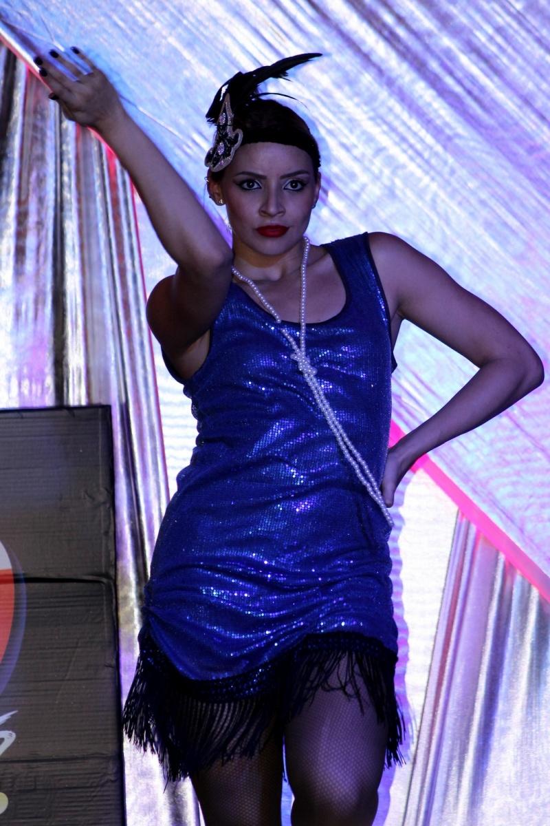 Expresiones Artísticas - Bailarina Ritmo Extremo - Cabaret - Medellín