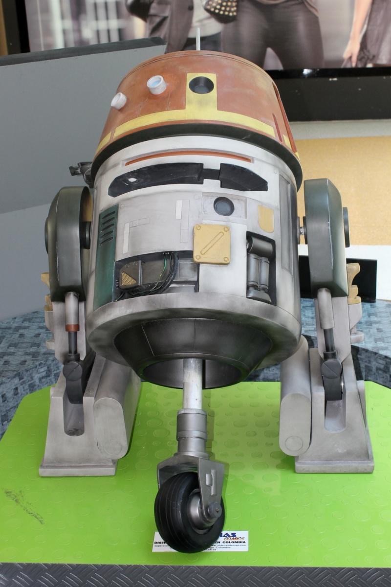 Urbano - Chopper C1-10P - Androide - Star Wars - The Clone Wars
