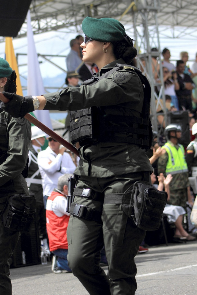 Urbano - Medellín - Desfile Militar