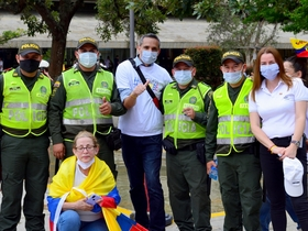 #ColombiaSomosTodos - Asistentes