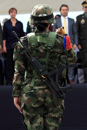 20 de Julio - Desfile Militar