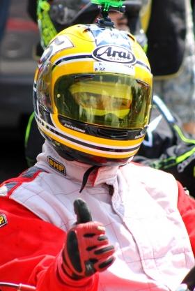 Adrenalina Inder - Piloto Alpha Kart Racing Team