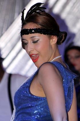 Bailarina de Cabaret Ritmo Extremo - Sandiego