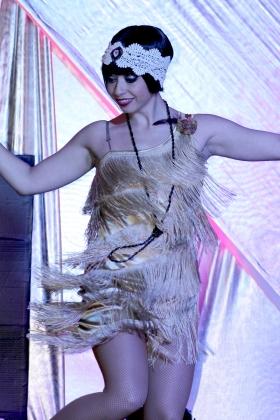 Bailarina de Charleston - Ritmo Extremo - Sandiego