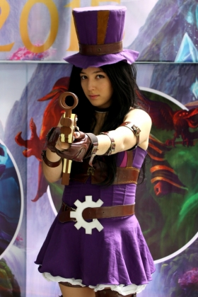 Cosplayer - League of Legends