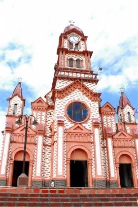 Iglesia de Granada - Antioquia - Colombia