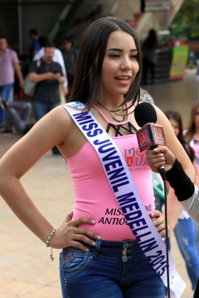 Miss Belleza Juvenil Antioquia - Medellín