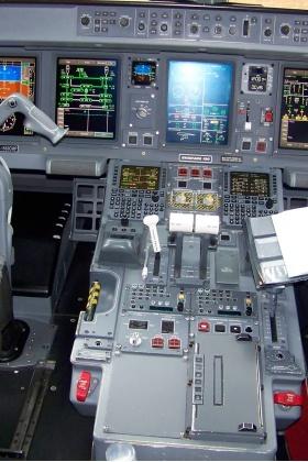 Cabina de Avión - Copa Airlines Colombia