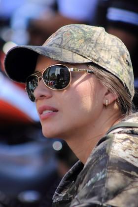 Desfile Héroes de la Patria - Harley Davidson