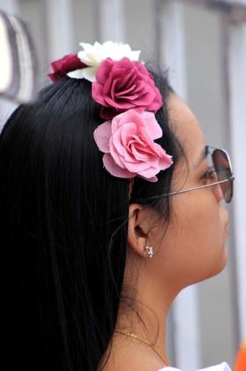 Feria de las Flores - Desfile Silleteros - Asistente