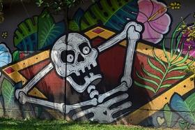 Graffiti - Avenida el Poblado