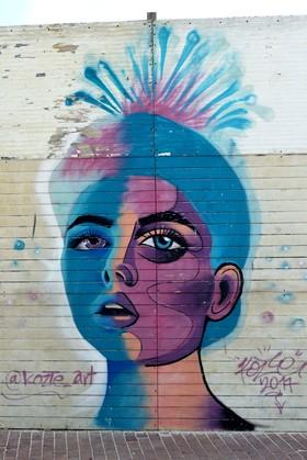Graffiti San Andrés