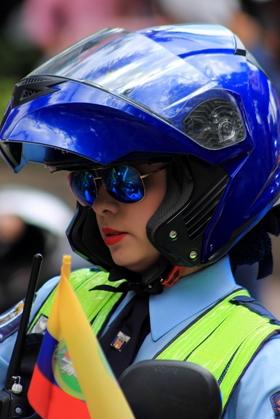 Harley Davidson - Desfile Héroes de la Patria