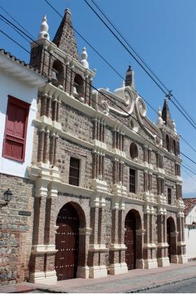 Iglesia Santa Bárbara - Santa Fe de Antioquia