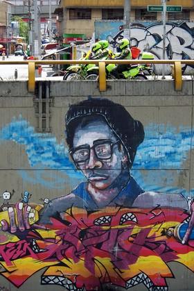 Grafitti - Vendedor Ambulante